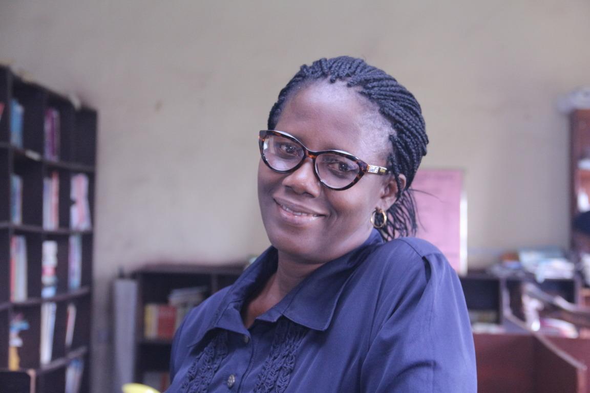 Mrs Gladys Agwulonu